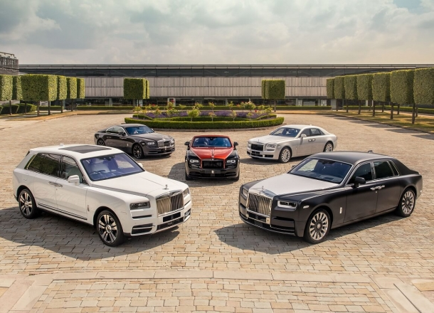 New Rolls-Royce available in Thousand Oaks, CA at Rolls Royce Westlake