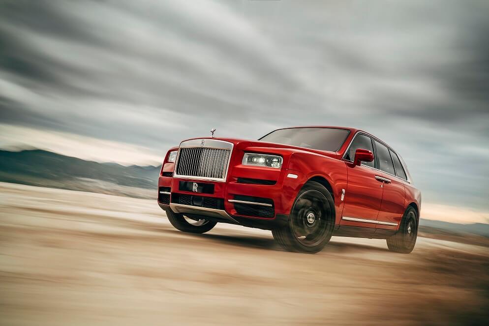 Lease a Rolls-Royce in Thousand Oaks, CA