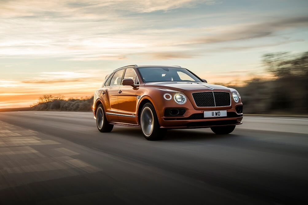 Lease a Bentley in Thousand Oaks, CA