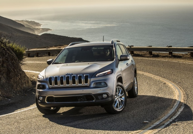 Jeep Cherokees available in Rockford, IL at Anderson Dodge Chrysler Jeep Ram