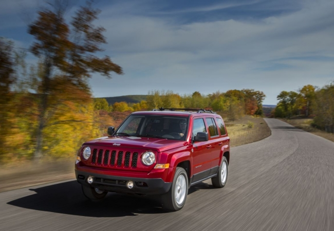 Jeep Patriots available in Rockford, IL at Anderson Dodge Chrysler Jeep Ram