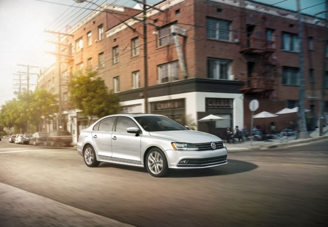 Volkswagen Jettas available in Lansing, MI at Williams Volkswagen