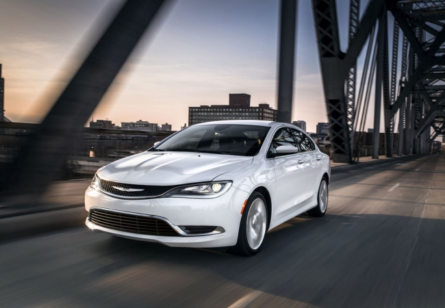 Chrysler 200s available in Holland, MI at McFadden Friendly Motors