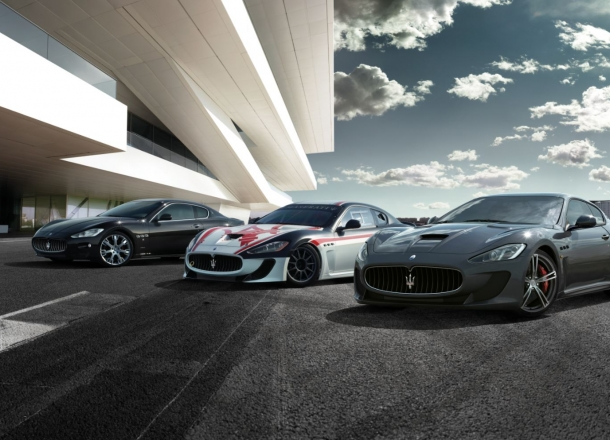 New Maserati available in Los Angeles, CA at Maserati Westlake