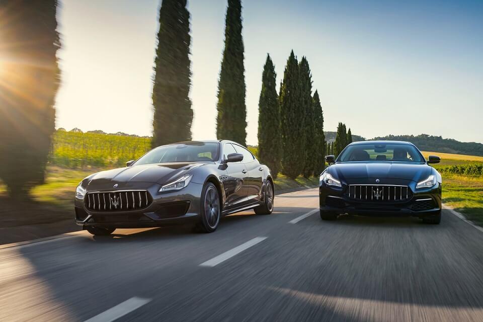 Lease a Maserati in Thousand Oaks, CA