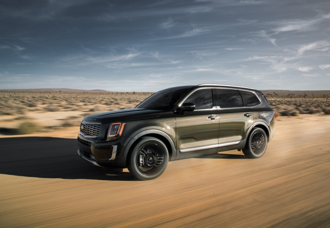 Kia Tellurides available in Butte, MT at Butte's Mile High Kia