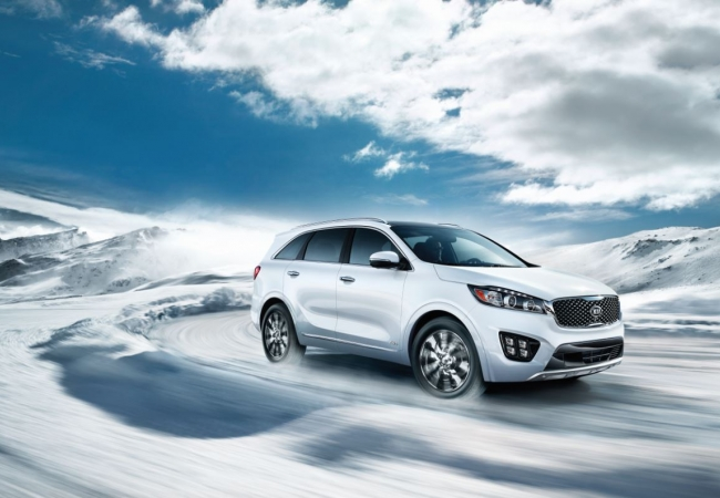 Kia Sorentos available in Wausau, WI at Kocourek Kia