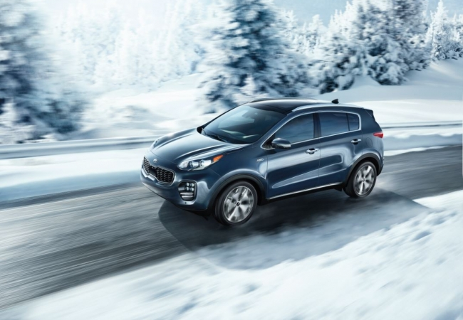 Kia Sportages available in Peoria, IL at Mike Miller Kia