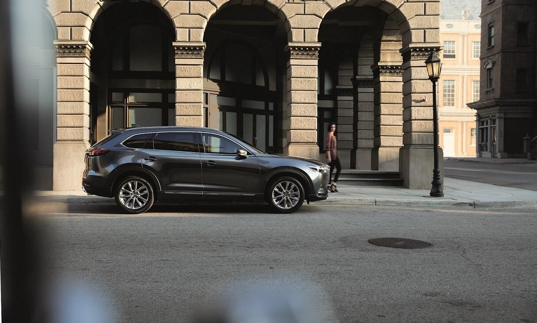 Lease a Mazda in Burlington, WA