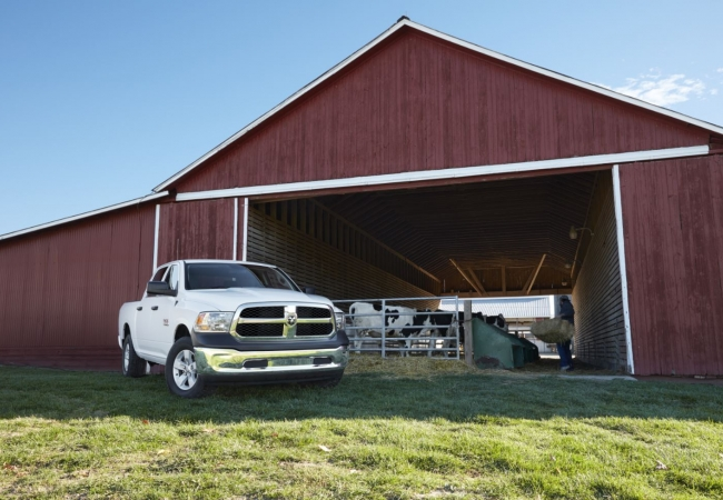 Ram 1500s available in Perry, NY at McClurg Chrysler Dodge Jeep
