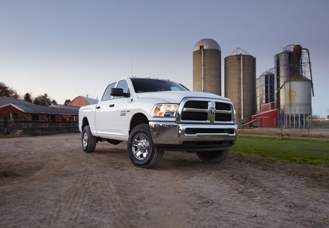 Ram 2500s available in Anchorage, AK at Anchorage Chrysler Dodge Jeep Ram