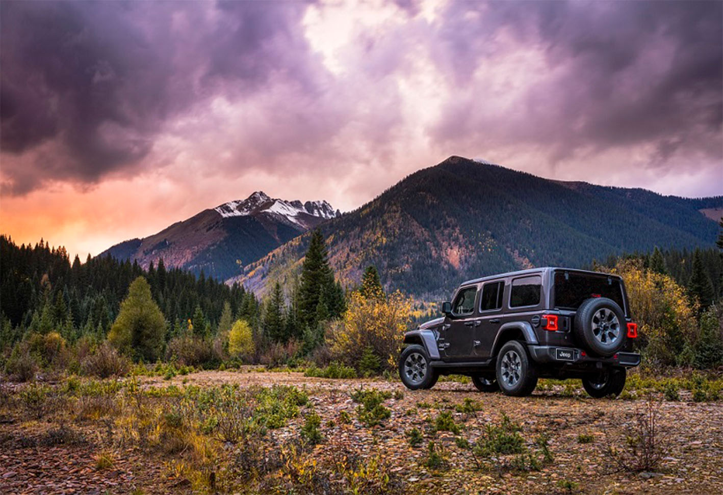Lease a Jeep in Everett, WA