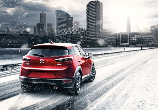 Mazda CX-3s available in Iowa City, IA at Carousel Mazda