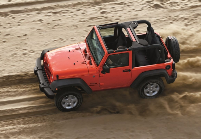Jeep Wranglers available in San Francisco, CA at Stewart Chrysler Dodge Jeep Ram