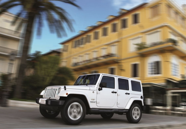 Jeep Wrangler Unlimiteds available in Naperville, IL at Hawk Chrysler Dodge Jeep RAM