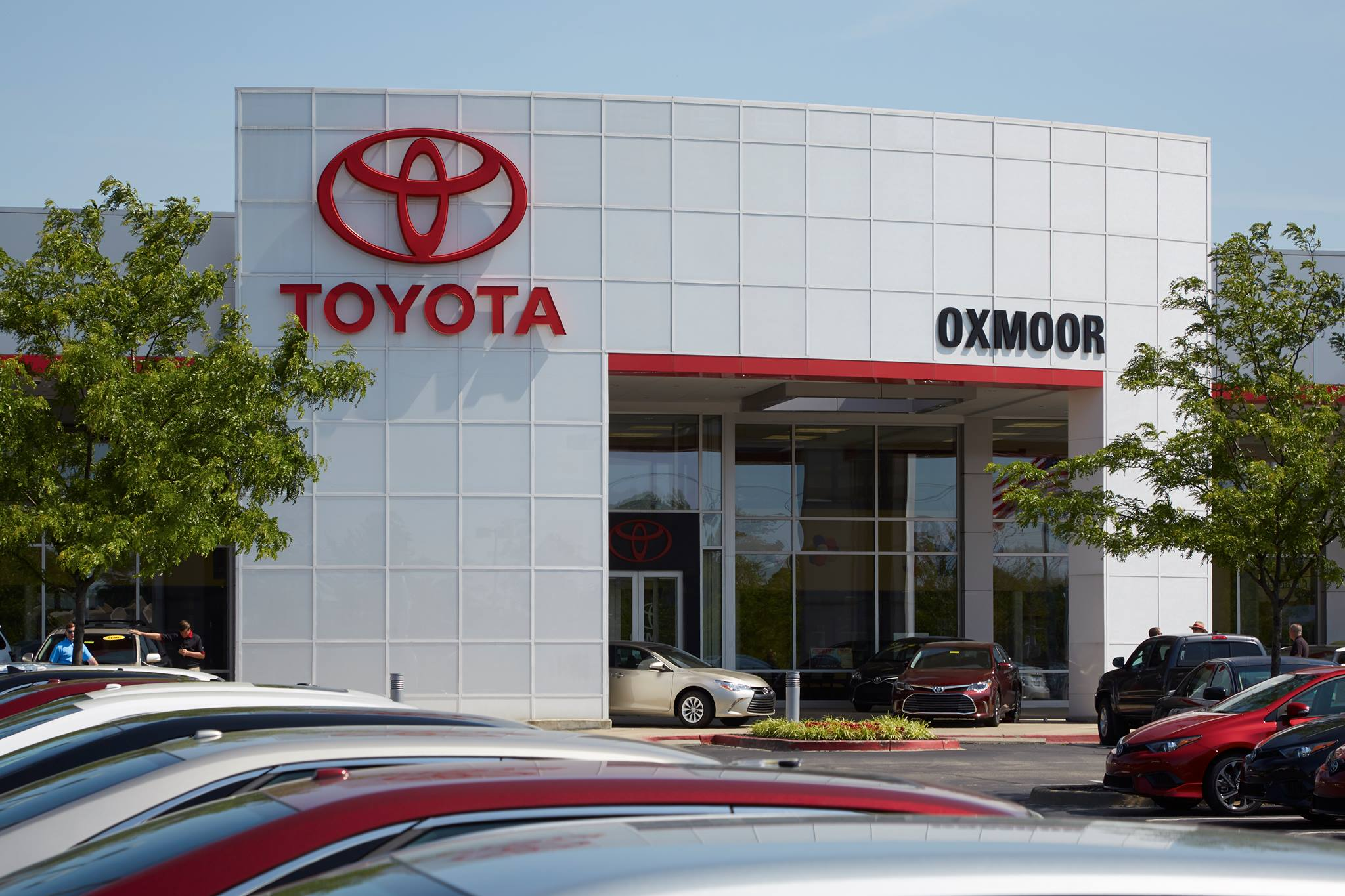 Oxmoor Toyota Service >> Why Choose Oxmoor Toyota For Parts Service Louisville Ky