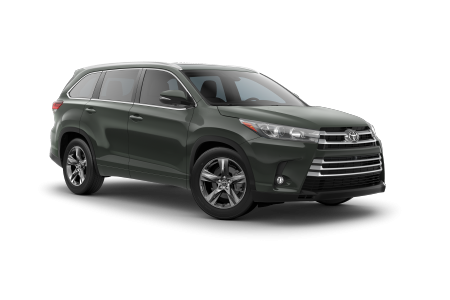 Toyota Highlander Limited Platinum