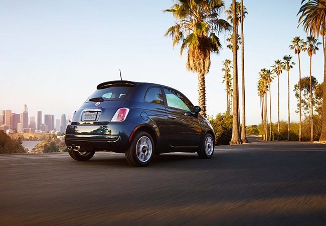 FIAT 500s available in Schaumburg, IL at Zeigler Fiat