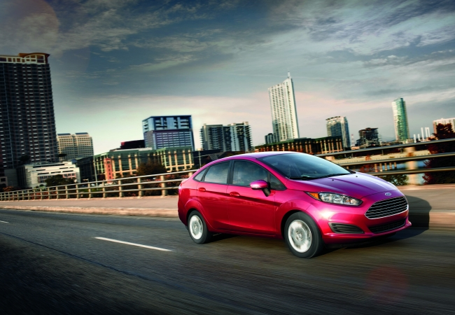 Ford Fiestas available in Louisville, KY at Oxmoor Ford Lincoln