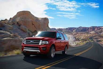 Ford Expeditions available in Louisville, KY at Oxmoor Ford Lincoln
