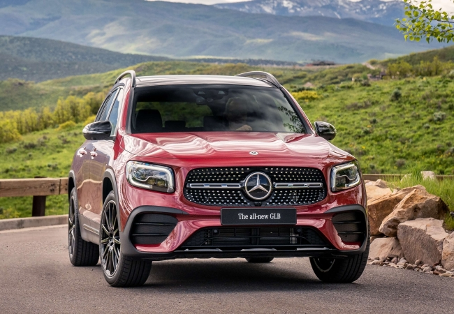 Mercedes-Benz GLB SUVs available in Rockville Centre, NY at Mercedes-Benz of Rockville Centre