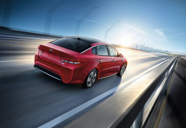 Kia Optimas Available In Findlay, OH At Taylor Kia Of Findlay