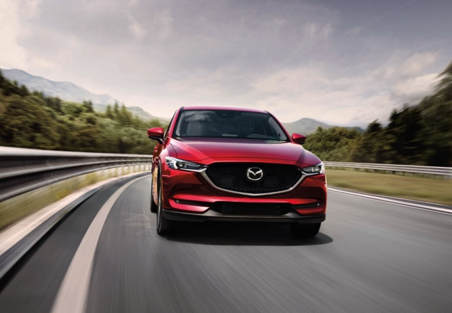 Mazda CX-5s available in Florence, KY at Kerry Mazda