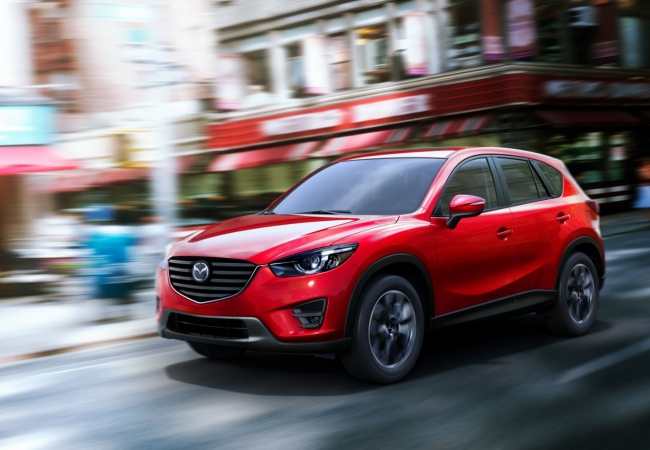 Mazda CX-5s available in Scranton, PA at Kelly Mazda
