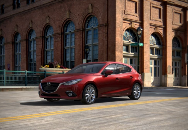 Mazda Mazda3s available in Scranton, PA at Kelly Mazda