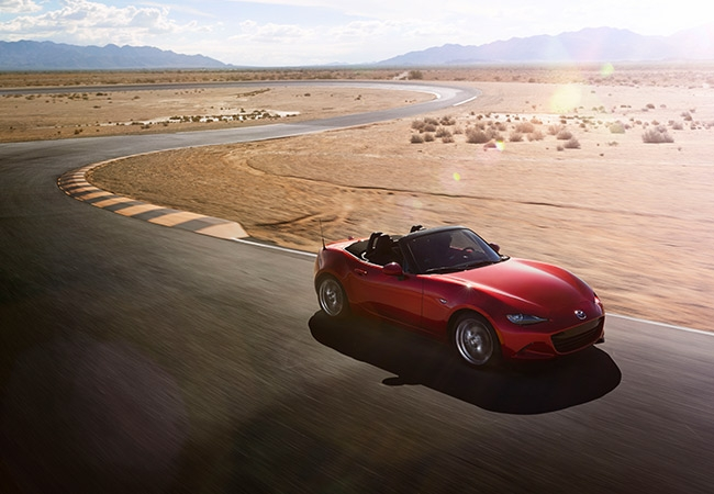 Mazda MX-5 Miatas available in Louisville, KY at Oxmoor Mazda