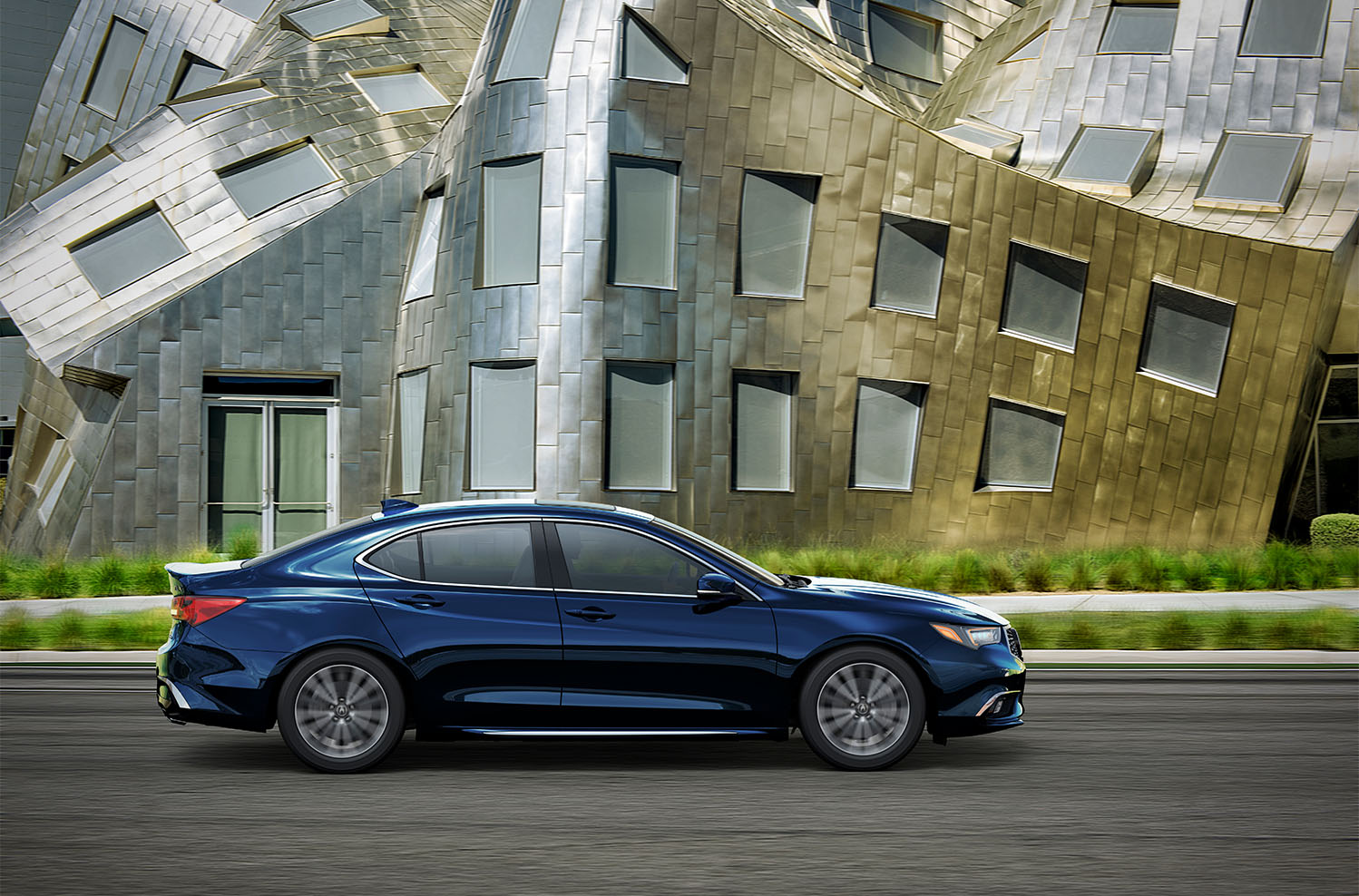 Lease an Acura TLX in Westchester County