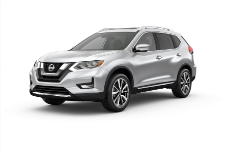 View New | View Used · Nissan Rogue