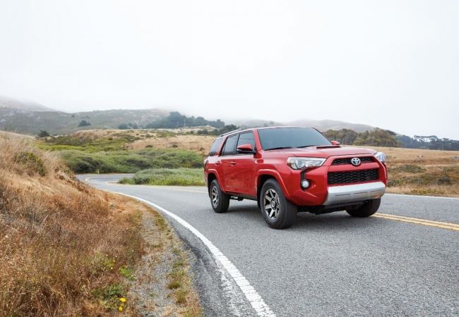 Toyota 4Runners available in Newark, NJ at Autoland Toyota