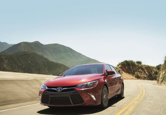 Toyota Camrys available in Springfield, NJ at Autoland Toyota