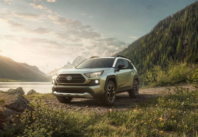 Toyota RAV4s available in Minot, ND at Minot Toyota