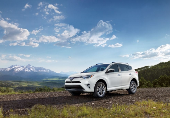 Toyota RAV4s available in Lockport, NY at Basil Toyota