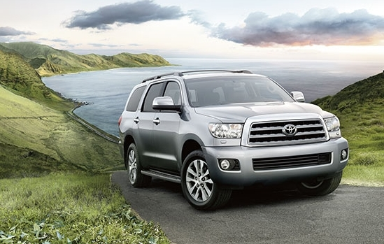 Toyota Sequoias available in Minot, ND at Minot Toyota
