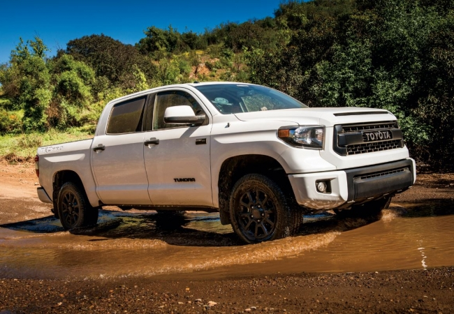 Toyota Tundras available in Lockport, NY at Basil Toyota