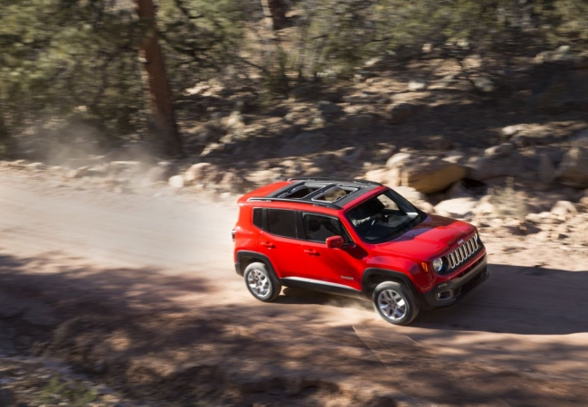 Jeep Renegades available in Salem, OR at Roberson Motors