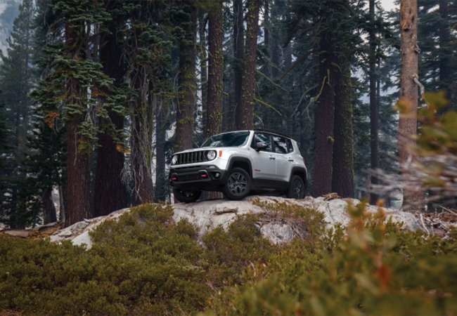 Jeep Renegades available in Rockford, IL at Anderson Dodge Chrysler Jeep Ram