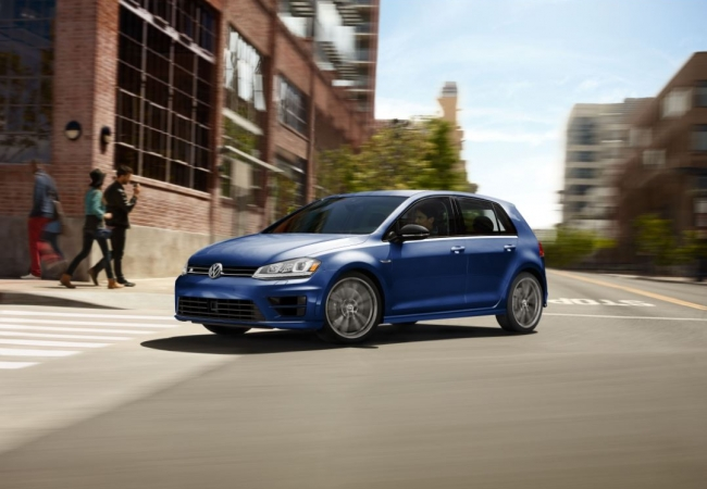 Volkswagen Golf Rs available in Orland Park, IL at Volkswagen of Orland Park