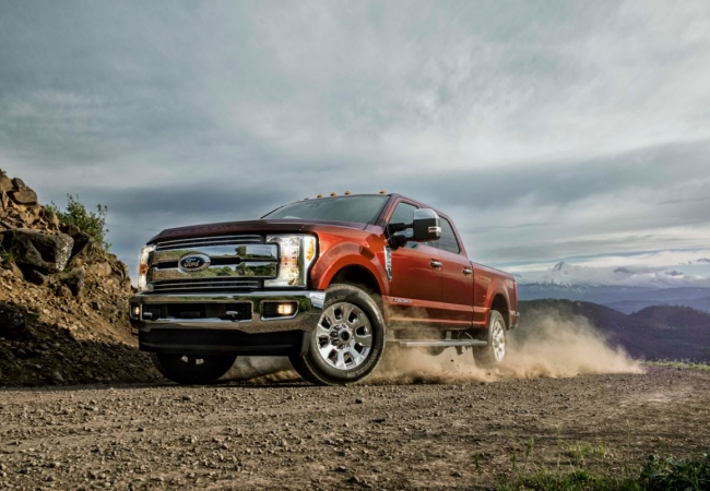 Ford Super Dutys available in Burlington, WA at Dwayne Lane's Skagit Ford