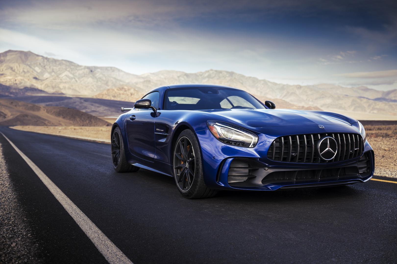 Mercedes-Benz Oil Change | Carlton Motorcars | Greenville, SC