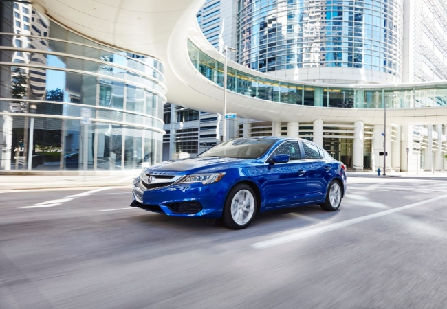 Acura ILXs available in Westchester County at Curry Acura