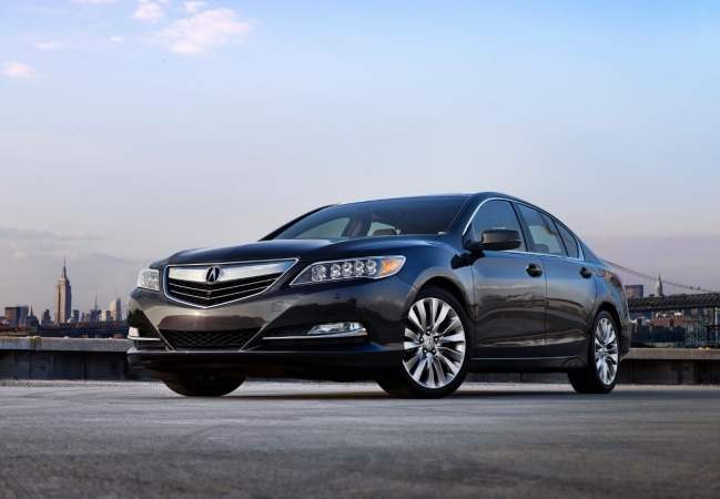 Acura RLXs available in Scarsdale, NY at Curry Acura