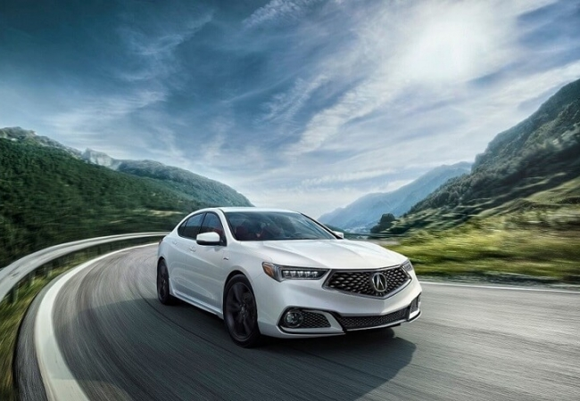 Acura TLXs available in Westchester County at Curry Acura