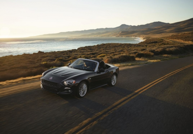 FIAT 124 Spiders available in McAllen, TX at Payne Fiat of the Rio Grande Valley