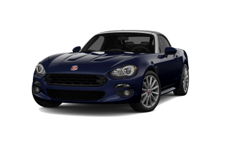 View New | View Used · FIAT 124 Spider