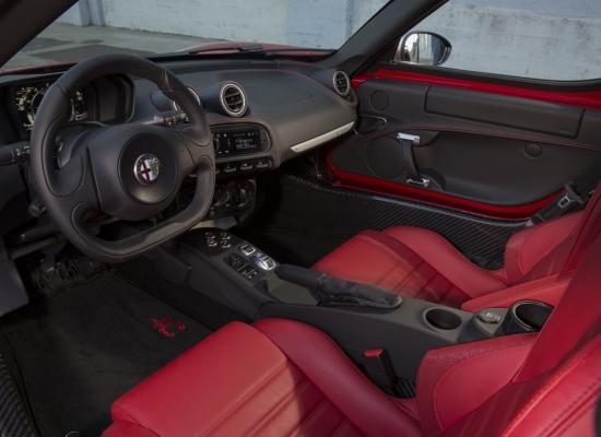 Alfa Romeo 4C available in St. Paul, MN at Schmelz Countryside Alfa Romeo & FIAT