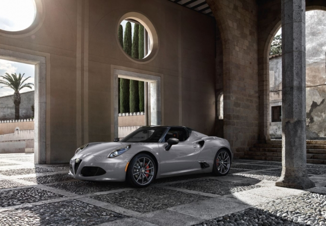 Alfa Romeo 4C Spiders available in Detroit, MI at Golling Alfa Romeo of Birmingham